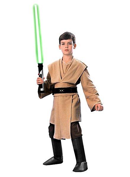 Star Wars Jedi Knight deluxe kid's costume