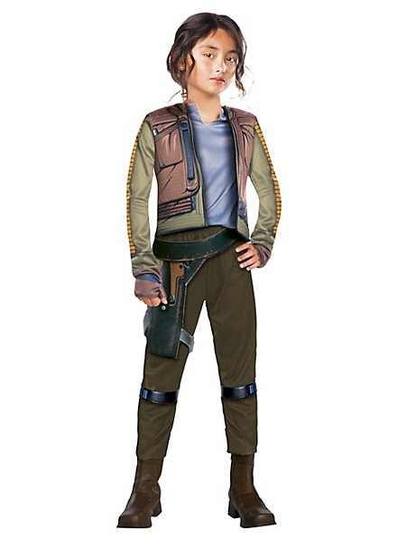 Star Wars Jyn Erso Child Costume