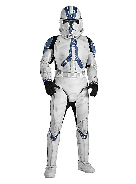 Star Wars Klonkrieger Deluxe Kinderkostüm