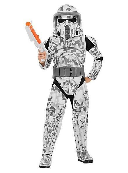 Star Wars Klonkrieger Scout Kinderkostüm