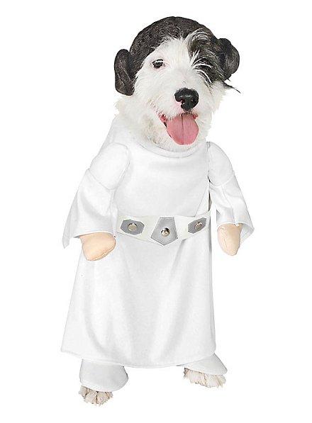 Star Wars Prinzessin Leia Hundekostüm
