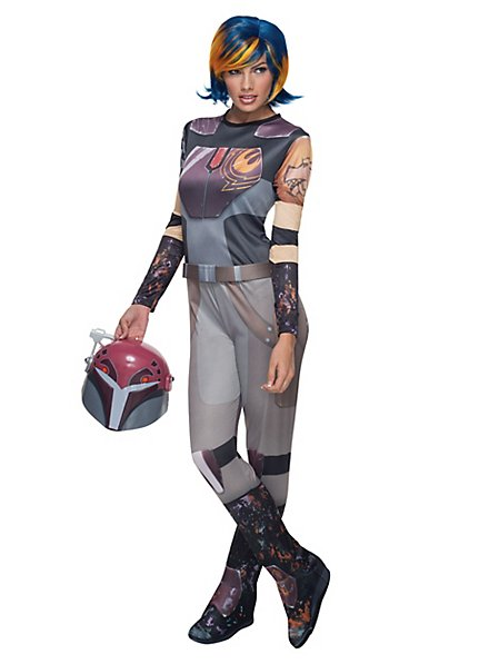 Star Wars Rebels Sabine Wren Costume