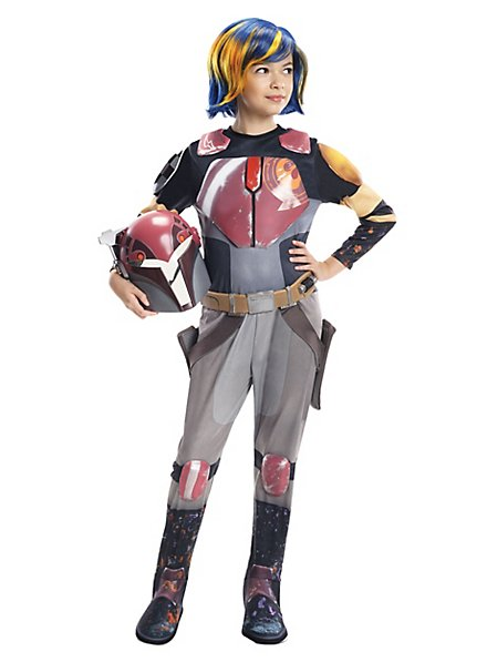 Star Wars Rebels Sabine Wren Kids Costume
