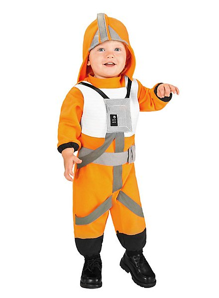 Star Wars X-Wing Pilot Baby Costume