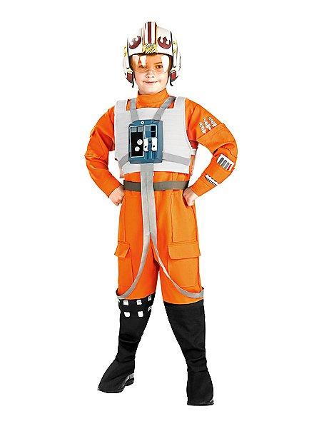 Star Wars X-Wing Pilot Kids Costume