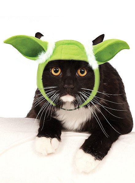 Star Wars Yoda Haarreif für Katzen