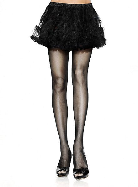 Stay up Stockings with Cutouts