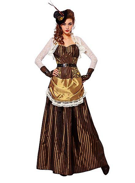 Steampunk Adventurer Costume