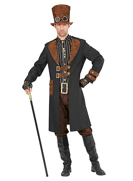 Steampunk Noble Costume