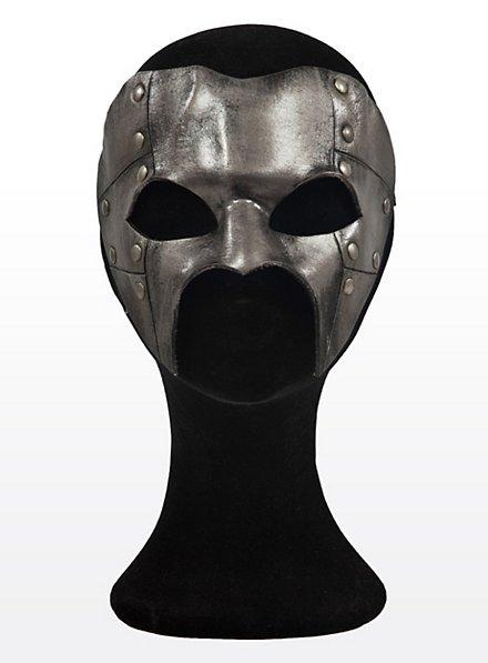 Steampunk Phantom Eisen Ledermaske