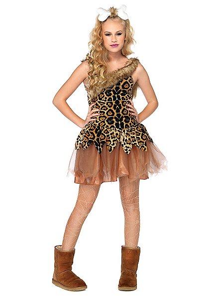 Stone Age Sweetie Teen Costume