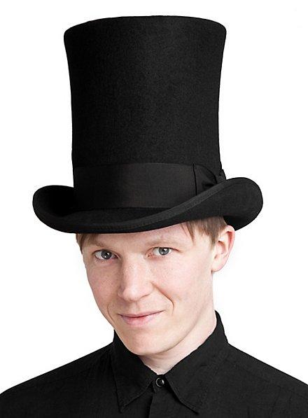 Stovepipe Hat black