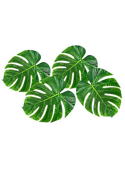 Südsee Palmenblätter Deko