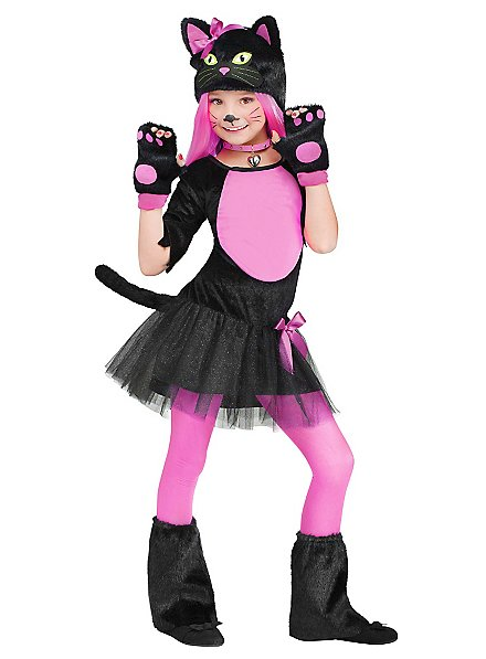 Süße Katze Kinderkostüm