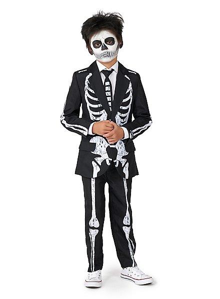 SuitMeister Boys Skeleton Grunge Anzug für Kinder