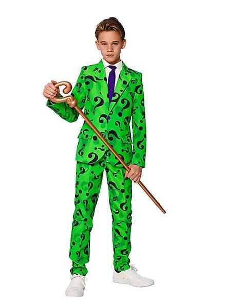 SuitMeister Boys The Riddler Suit for Children