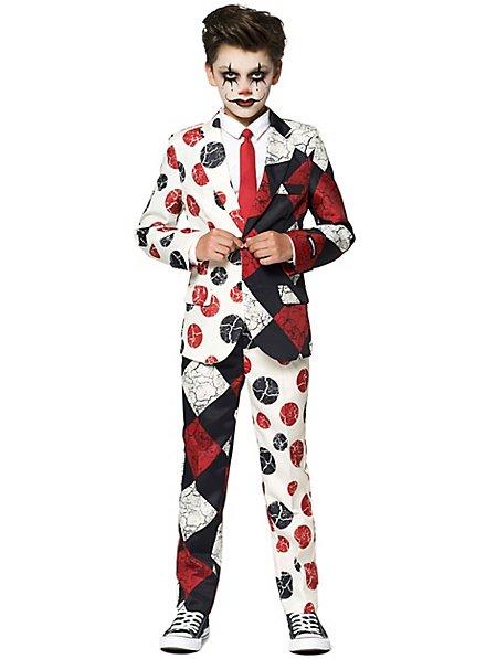 SuitMeister Boys Vintage Clown Suit for Kids