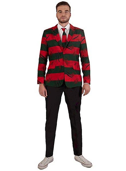 SuitMeister Freddy Krueger Party Anzug
