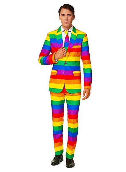 SuitMeister Rainbow Party Suit