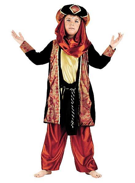 Sultan Déguisement Enfant
