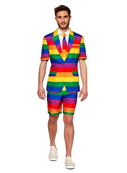 Summer SuitMeister Rainbow Party Suit