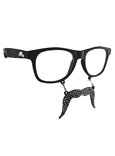 Sun-Staches Bling Partybrille