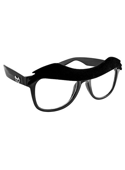 Sun-Staches Unibrow Party Glasses
