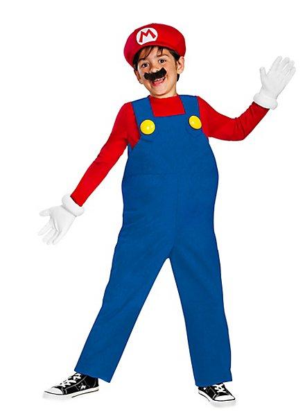 Super Mario Child Costume