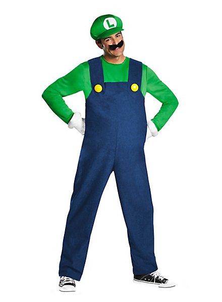 Super Mario Luigi Kostüm