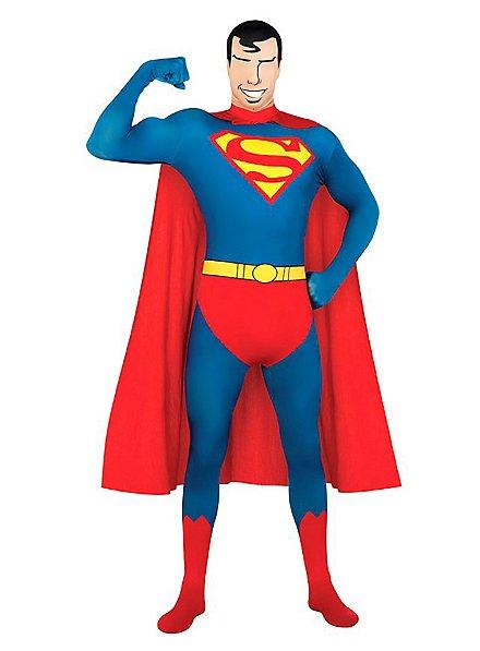 Superman Full Body Suit Costume