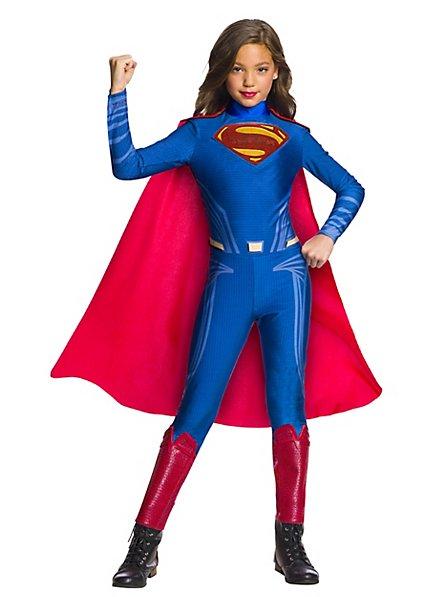 Superman jumpsuit for children