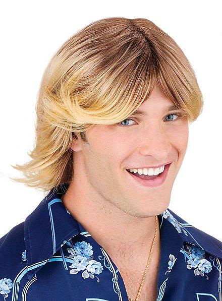 Surfer blond Wig