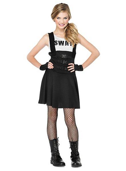 SWAT Recruit Teen Costume
