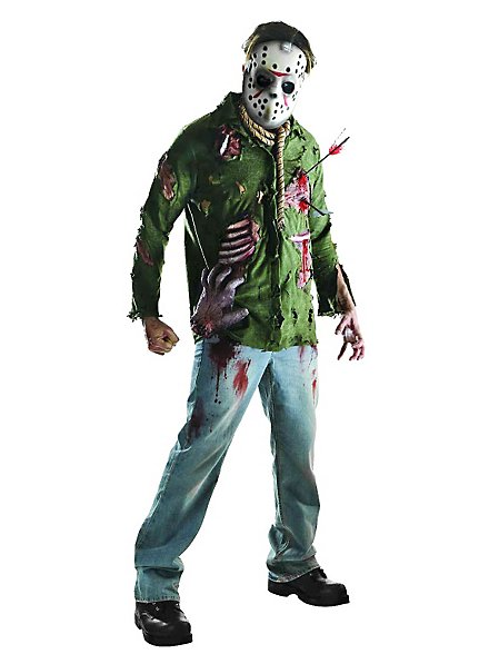 T-shirt et masque Jason Vendredi 13