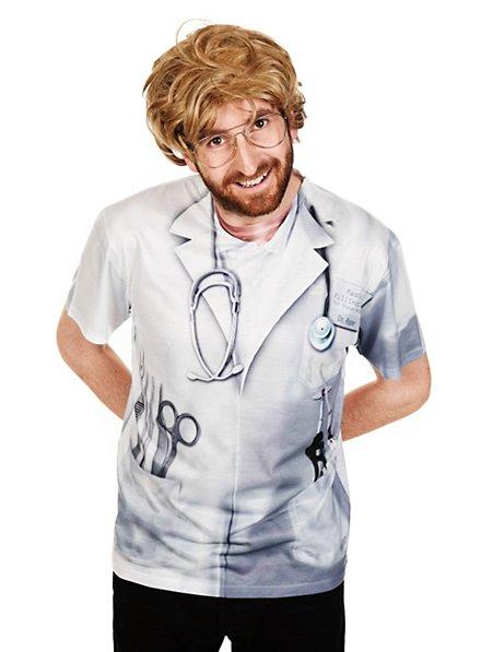 T-shirt humour médecin