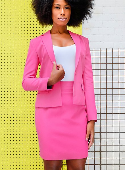 Tailleur OppoSuits Ms. Pink