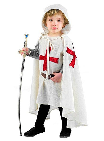 Templar Knight Kids Costume