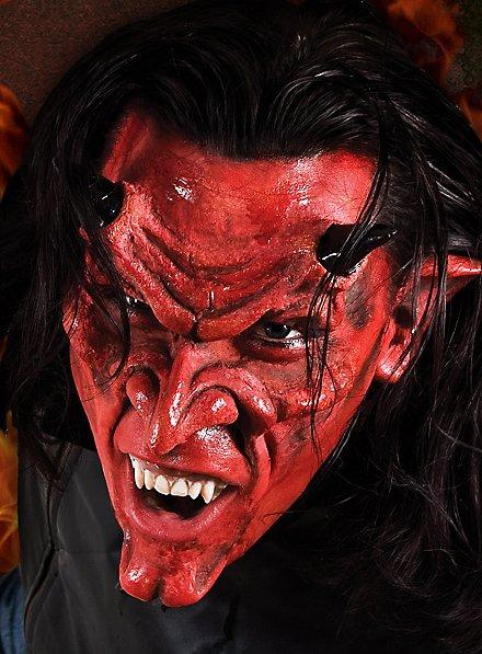 Teufel Halbmaske