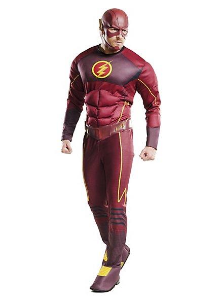The Flash Deluxe Kostüm