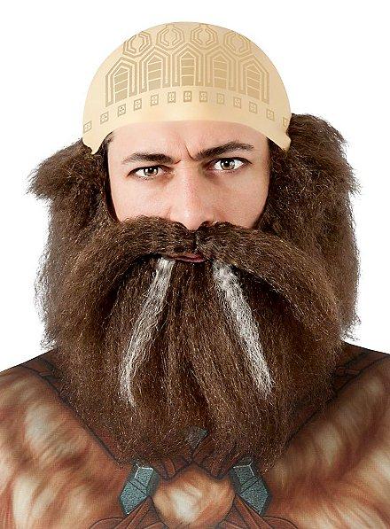 The Hobbit Dwalin Wig and Beard