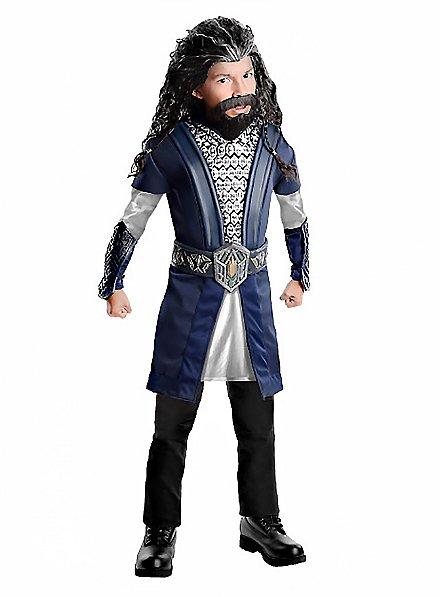 The Hobbit Thorin Oakenshield Kids Costume
