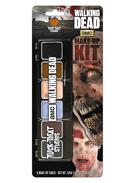 The Walking Dead Make-up Kit