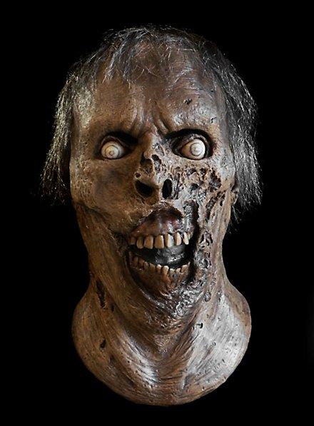 The Walking Dead Skelettierter Zombie Maske