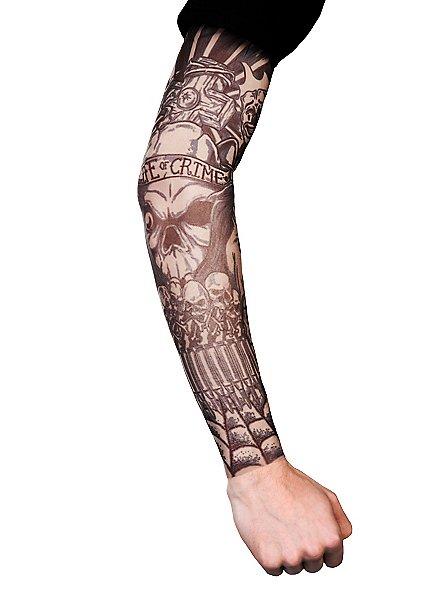 Thug Tattoo Sleeves