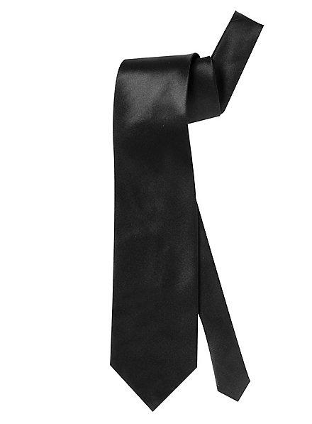 Tie Satin black