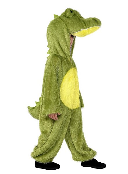 Tierkostüm Krokodil Kinderkostüm