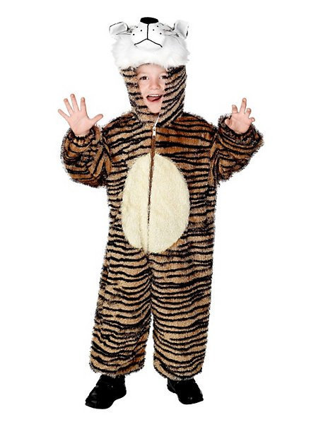 Tierkostüm Tiger Kinderkostüm