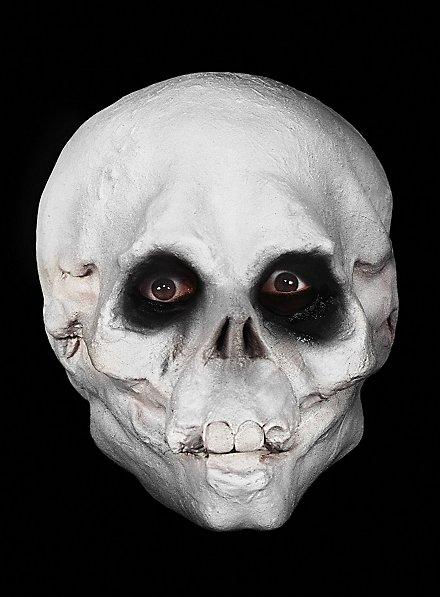 Tierschädel Maske aus Schaumlatex