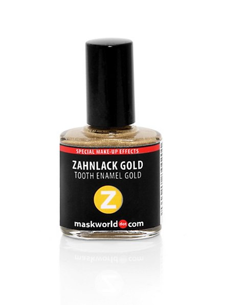 Tooth Enamel gold