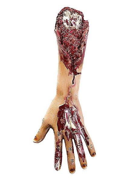 Torn Arm Halloween Decoration